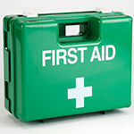 See our shop for first aid equipment
